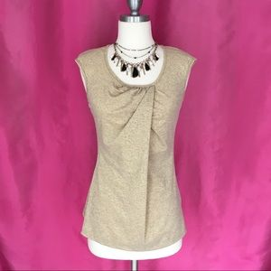WHBM Gold Top